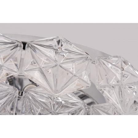 Lampa wisząca ICEBERG Chrome