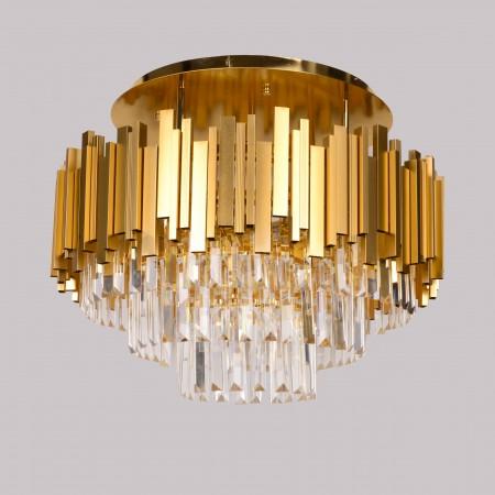 Lampa wisząca PIANO IX Gold