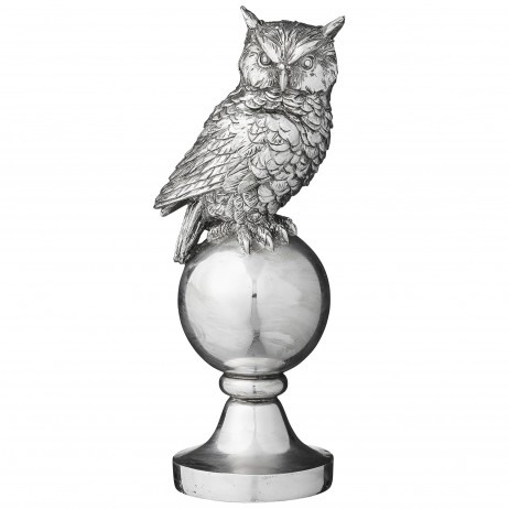 Figurka dekoracyjna sowa SERAFINA
