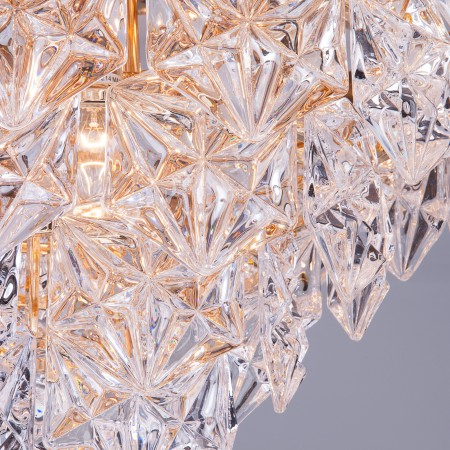 Lampa wisząca ICEBERG Gold