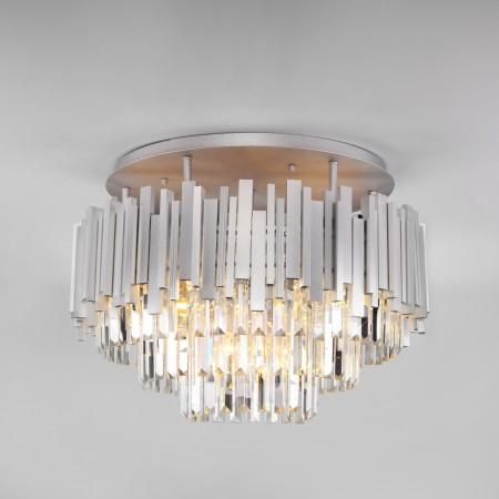 Lampa wisząca PIANO IX Silver